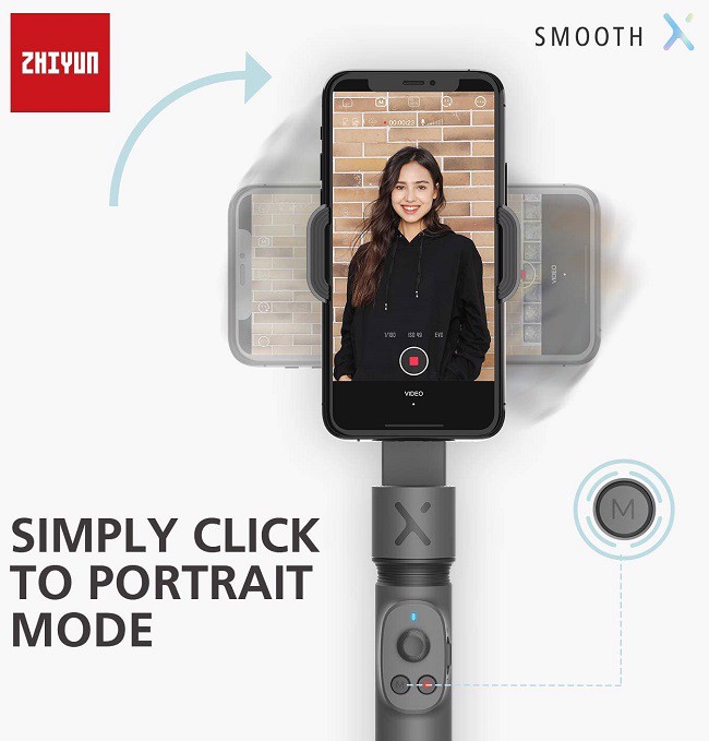 Gimbal Zhiyun Smooth X