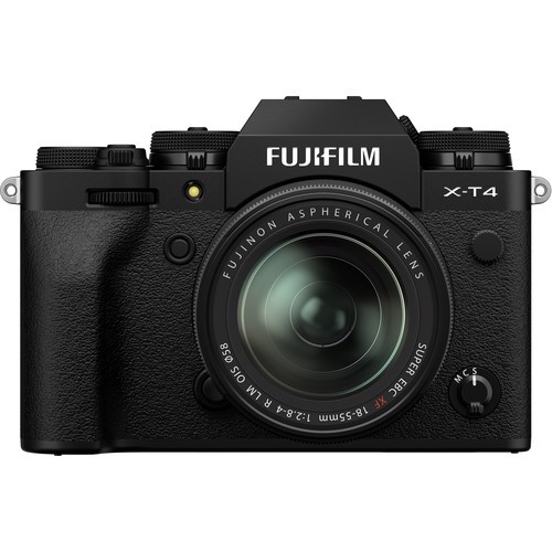 Fujifilm XT4 18-55mm OIS ( black )