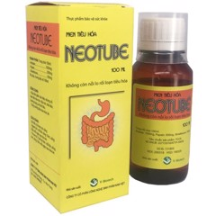 NEOTUBE 100ML - CHAI (TPCN) (T/120C/100ml)