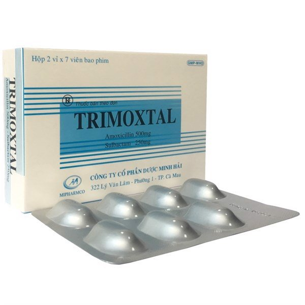 TRIMOXTAL 750MG (T/252H/14V)