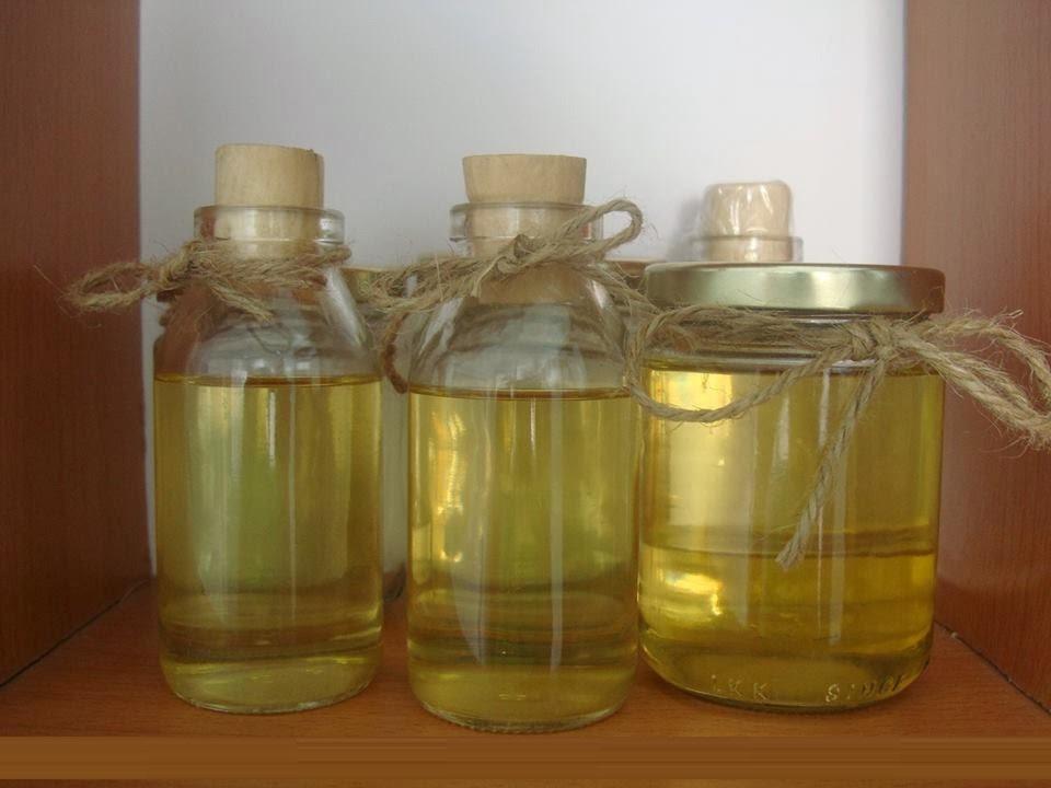 Chai 250 ml dầu dừa