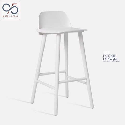 GB4 - Ghế bar cafe MUUTO BAR STOOL