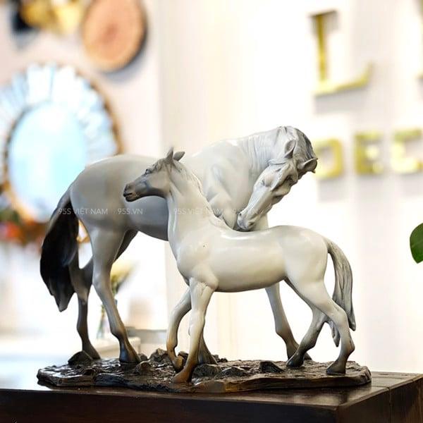 tượng-ngựa-đồng-phong-thuỷ