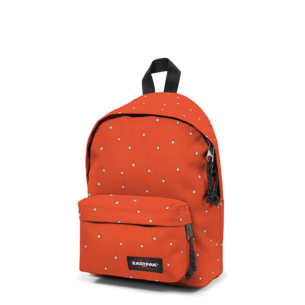 EASTPAK ORBIT (EK04375T) RED HANDS (33 x 23 x 15 cm)