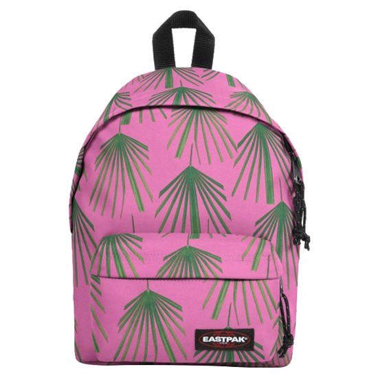 EASTPAK ORBIT SQUARE (EK04396R) LEAVES (33.5 x 23 x 15 cm)
