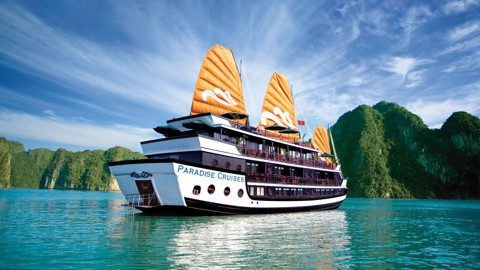 FantaSea Travel | Combo Paradise Cruise & Paradise Suite Hạ Long 3N2Đ