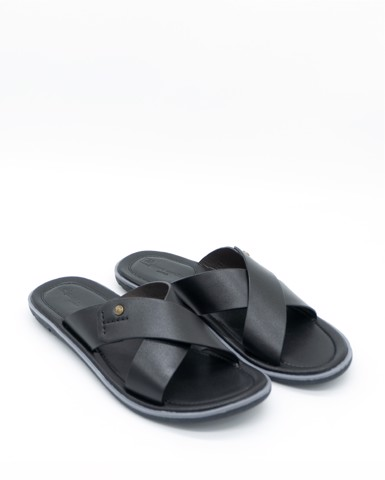 PIERRE CARDIN SANDALS - LEATHER THONGS - PCMFWLE 130