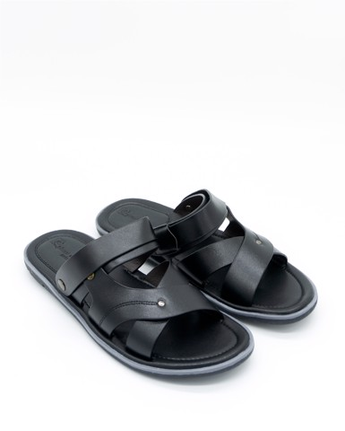 PIERRE CARDIN SANDAL - LEATHER THONGS - PCMFWLE 132