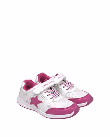 PIERRE CARDIN SNEAKERS FOR GIRLS - KIDS (FROM 3 TO 10 YEARS OLD) - PCGFWSB 011