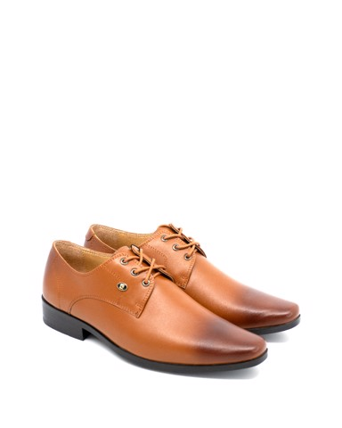 PIERRE CARDIN LEATHER SHOES - 305