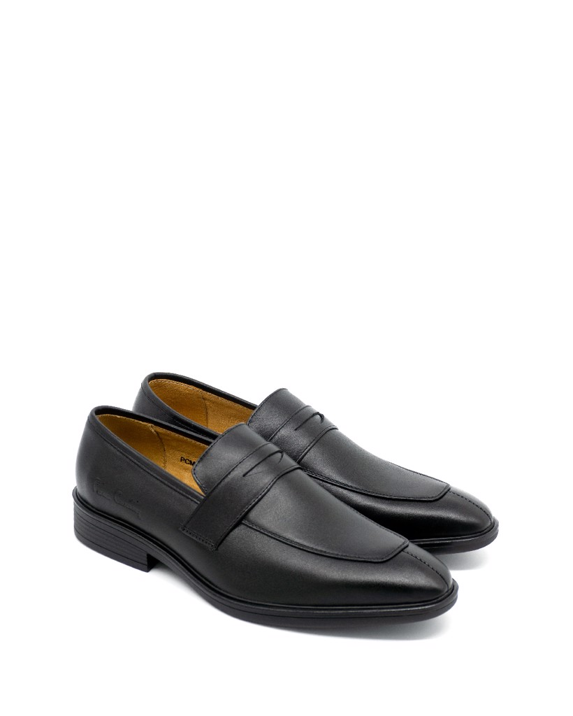 PIERRE CARDIN LEATHER SHOES - PCMFWLD 311