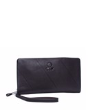 CLUTCH WALLET FOR MEN - OSCAR - OCMHBLA 008
