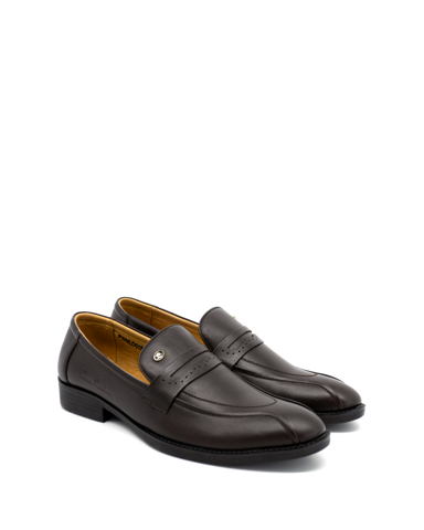 PIERRE CARDIN LEATHER SHOES - PA 015