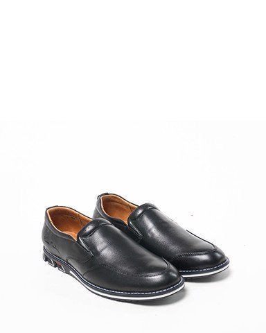 PIERRE CARDIN LEATHER SHOES - 309