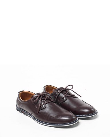 PIERRE CARDIN LEATHER SHOES - PCMFWLD 308