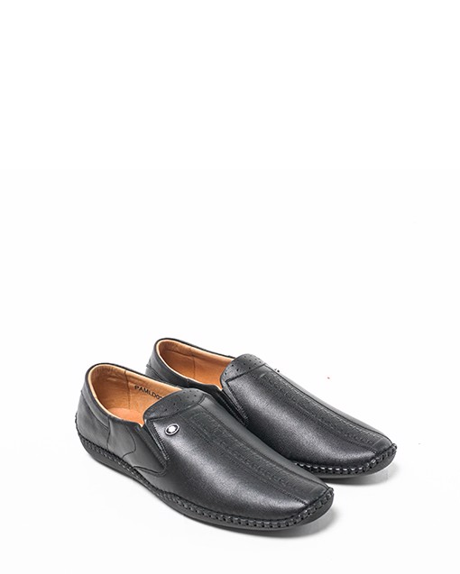 PIERRE CARDIN LEATHER SHOES - PA 039