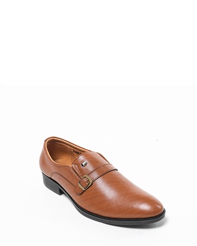 PIERRE CARDIN LEATHER SHOES - PA 011