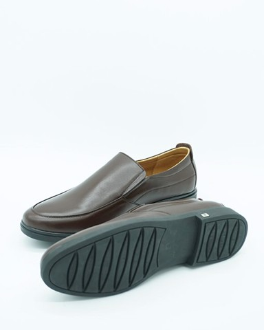 PIERRE CARDIN LEATHER SHOES - PCMFWLE 702