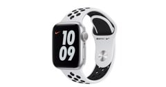 Apple Watch Sr6 40mm Nike+ Silver new 100% nobox
