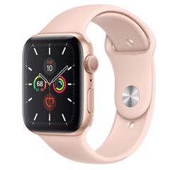 Apple Watch Sr5 44mm GOLD new 100% Body Only