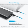 Pin Dự Phòng Anker PowerCore+ 26800 Power Delivery & Sạc PowerPort+ 1
