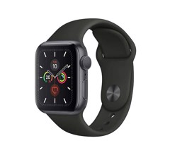 Apple Watch Sr5 44mm Nhôm đen new 100% body only