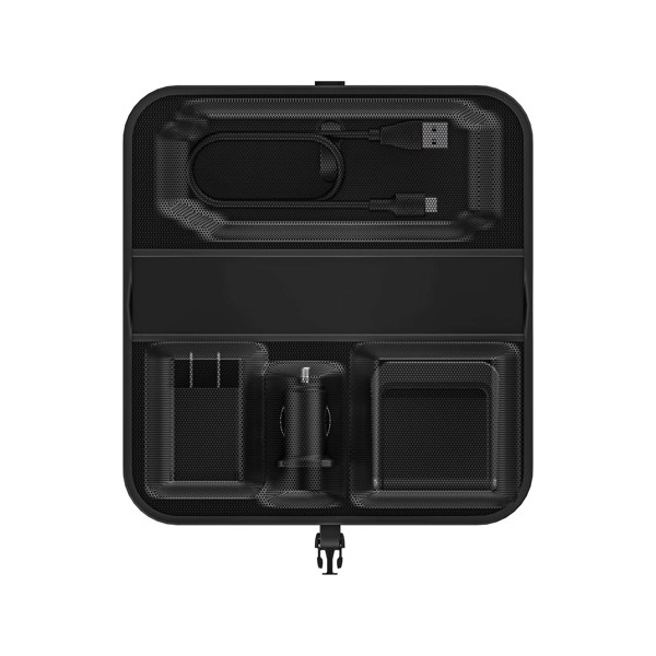 Charge stream travel kit