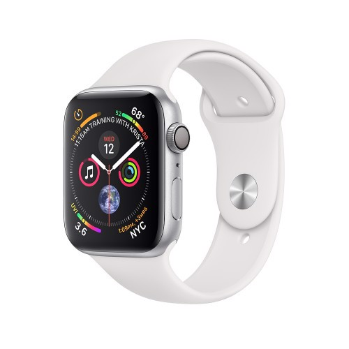 Apple Watch Sr4 44mm Nhôm bạc new 100% body only
