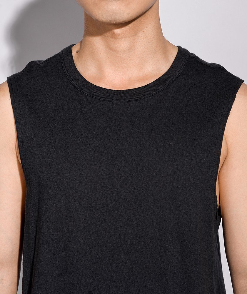 Áo Thun Nam Tank Top Form Regular 10S20TSH030