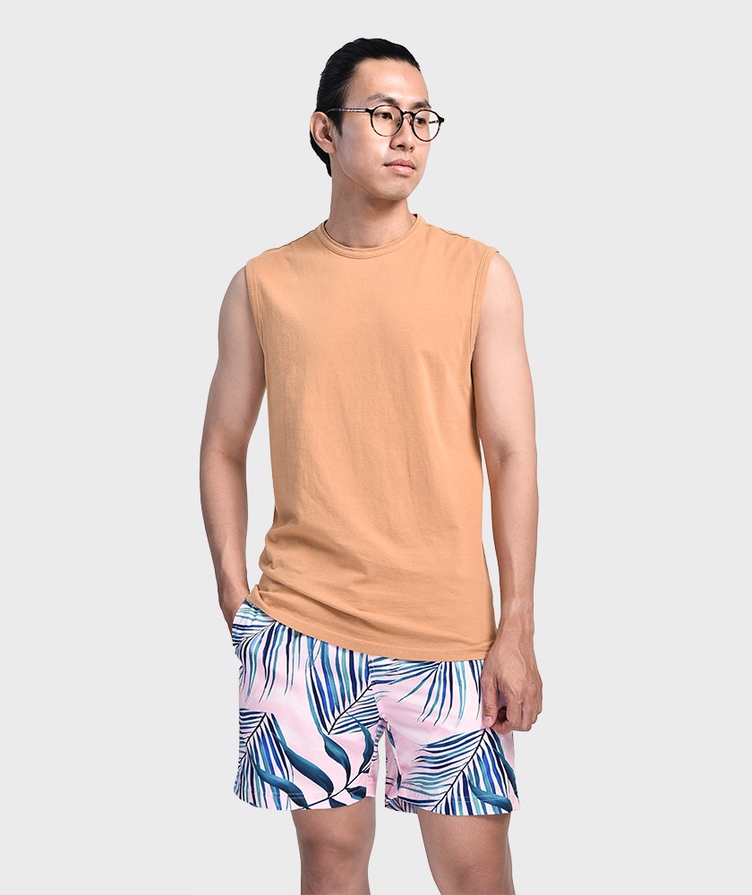Áo Thun Nam Cotton Tank Top - AT401304