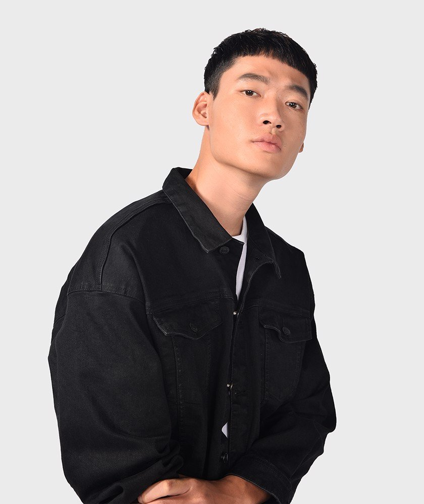 Áo Khoác Nam Jacket Denim Form Loose - AK10420