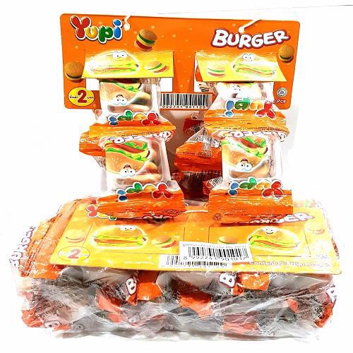 Kẹo Yupi Burger Big Pack 100g