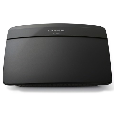 Linksys E1200 - Router Wifi Chuẩn N 300Mbps