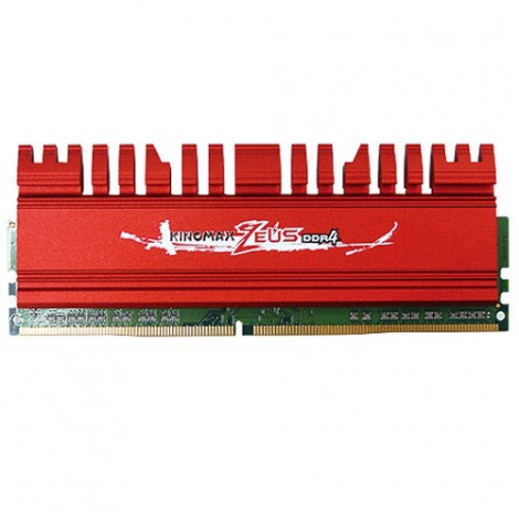 RAM 4GB Kingmax Bus 2400 HEATSINK