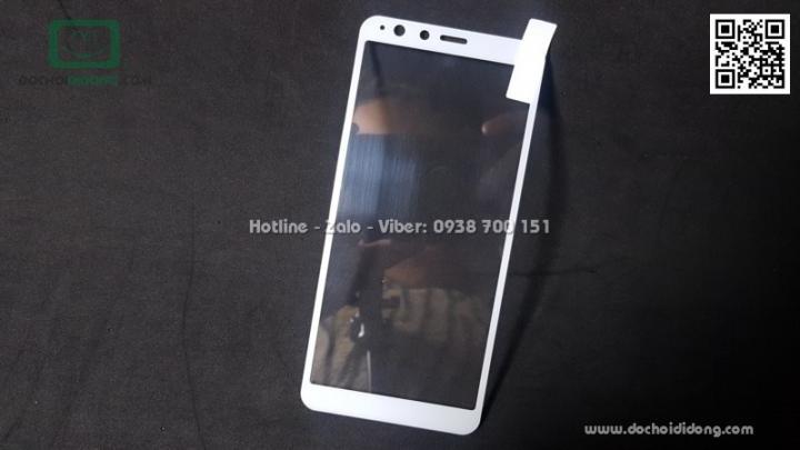Miếng dán cường lực Asus Zenfone Max Plus M1 - ZB570TL full màn hình Zacase full keo