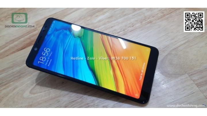 Miếng dán cường lực full màn hình Xiaomi Redmi Note 5 Pro Zacase full keo