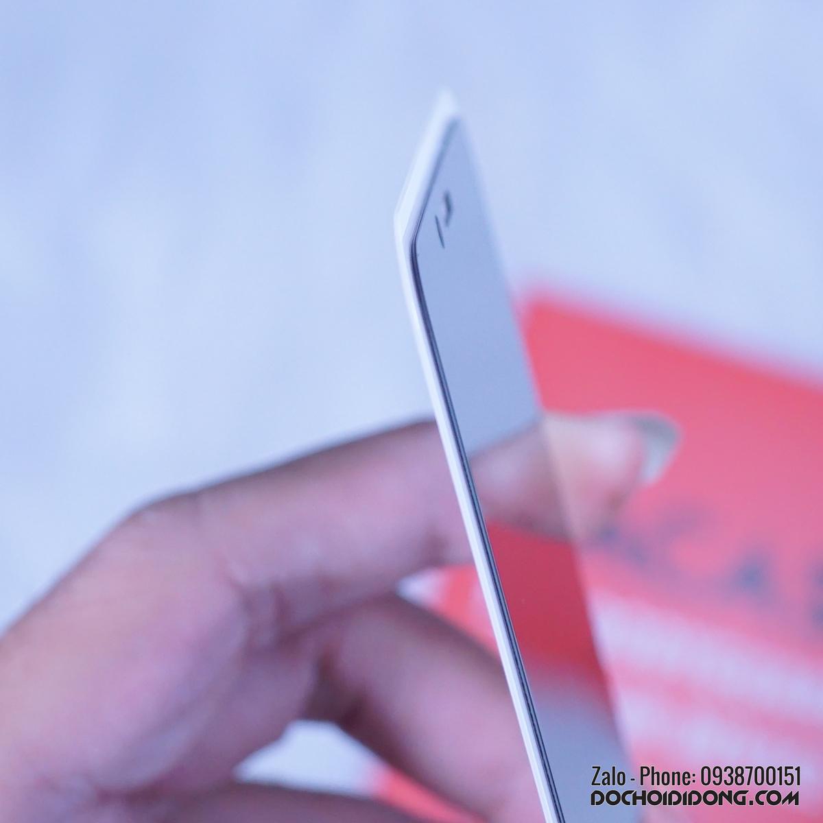 Dán cường lực chống nhìn trộm Samsung A9 2018 Zacase Anti Spy full màn hình