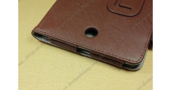 Bao da Asus FonePad ME371 da trơn cao cấp