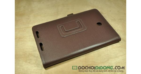 Bao da Asus MemoPad 8 ME180 da trơn