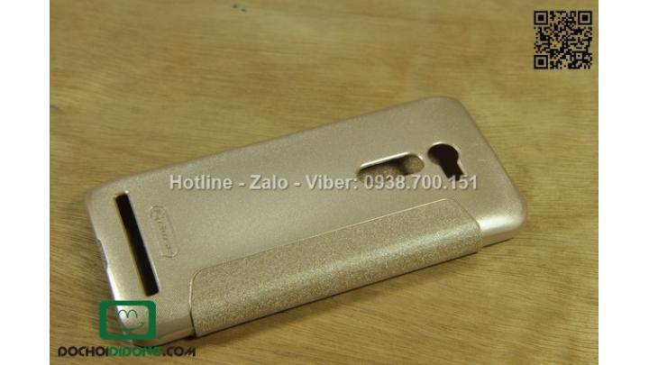 bao-da-asus-zenfone-2-ze500cl-nillkin-sparkle