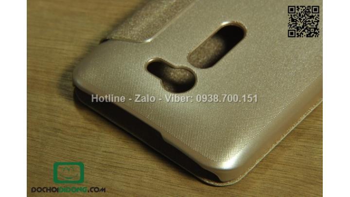 Bao da Asus Zenfone 2 ZE500CL Nillkin Sparkle