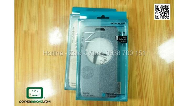 Bao da Asus Zenfone Selfie ZD551K Nillkin Sparkle