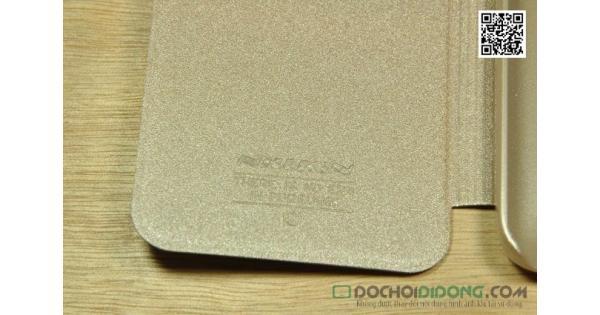 Bao da HTC Desire 616 Nillkin Sparkle