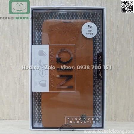 Bao da Huawei P30 Pro Nillkin Qin