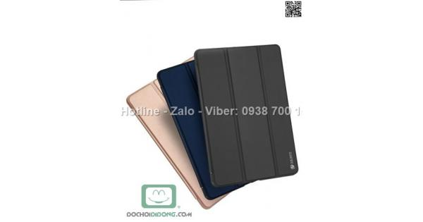 Bao da iPad Air Dux Dusic vân nhám