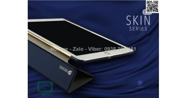Bao da iPad mini 4 Dux Dusic vân nhám