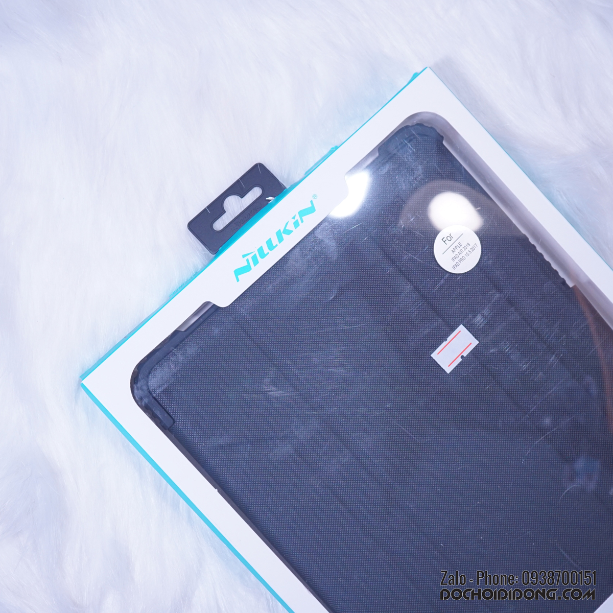 Bao da iPad Pro 10.5 Air 3 Nillkin chống sốc lưng trong
