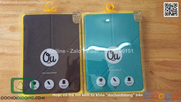 Bao da iPad Pro 9.7 inch OU Happydoggy Bracket