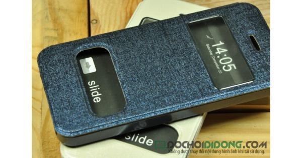 Bao da Iphone 5-5S CR nghe nhanh
