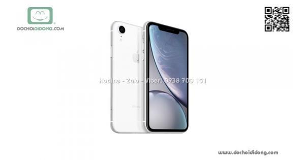 Bao da iPhone XR Nillkin Qin